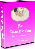 Cinderella Wedding and Wedding Minister in Austin, Texas