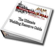 Sample Wedding Vows resource guide