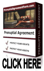 wedding vows prenuptial agreement pic